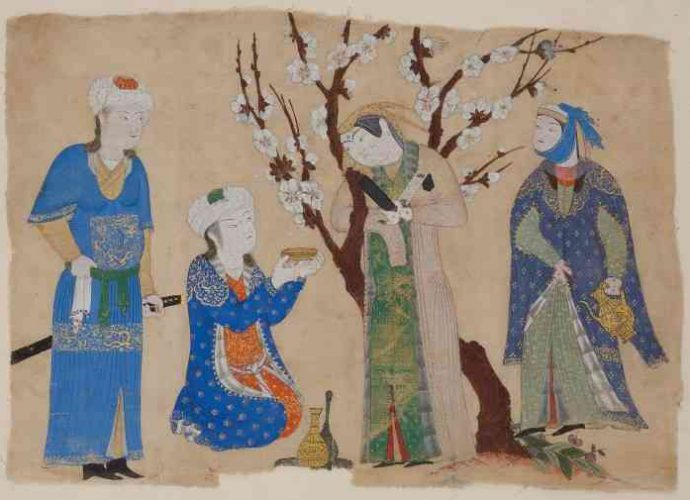 Фигуративные изображения в исламском искусстве 20