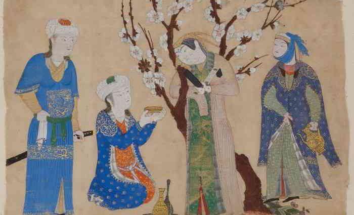 Фигуративные изображения в исламском искусстве 1
