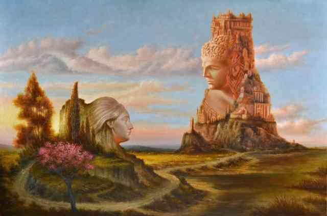 Фантастические миры. Antonio Nunziante 1