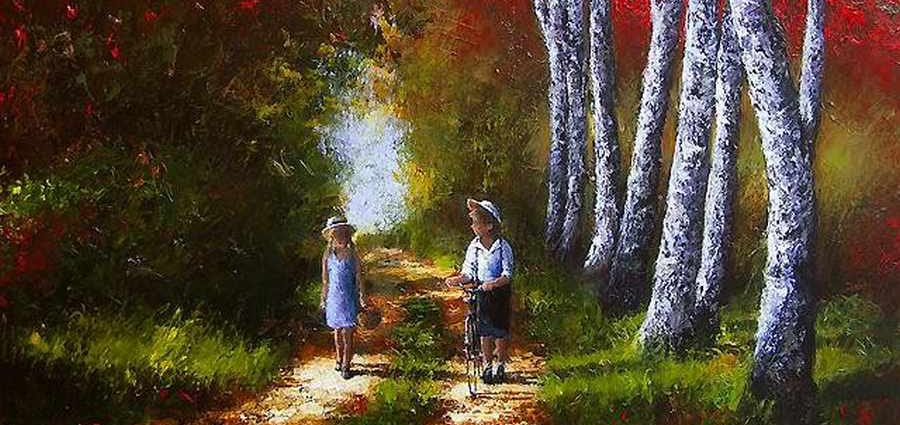 Визуальный рай. Дима Дмитриев