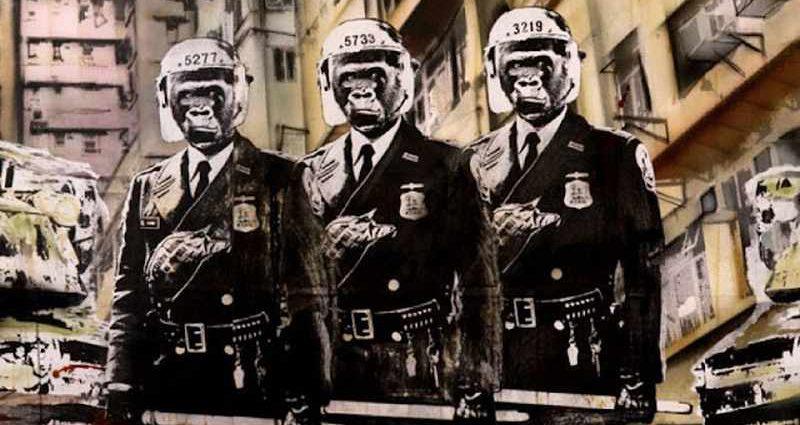 Рисунки на стенах. Eddie Colla 1