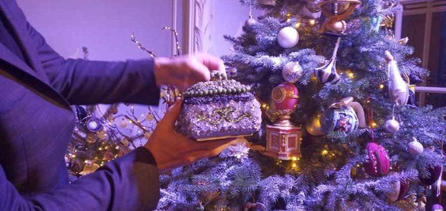 Эрмитаж приготовил рождественские подарки
