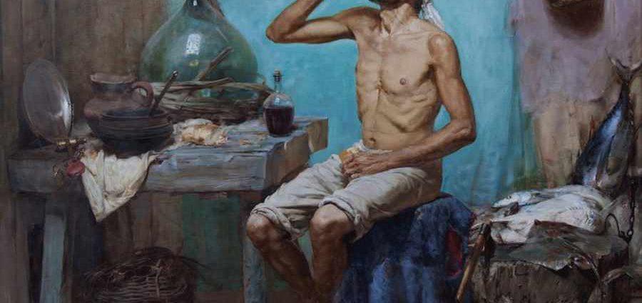 Современные художники Бразилии. Gilberto Geraldo 1