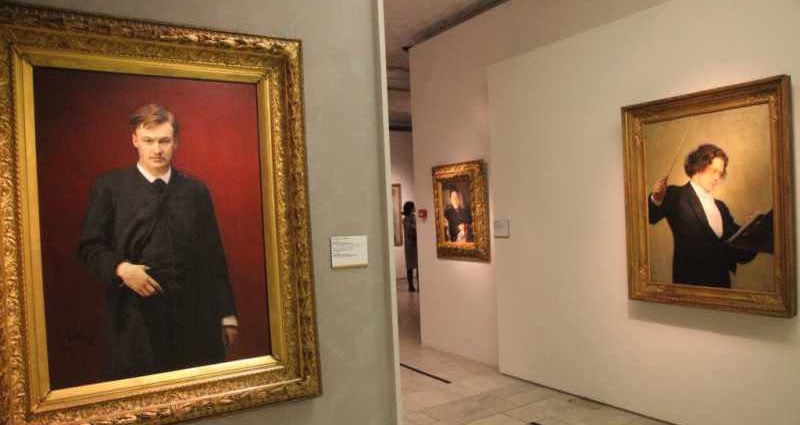 ArtistsArea - настоящая онлайн галерея картин