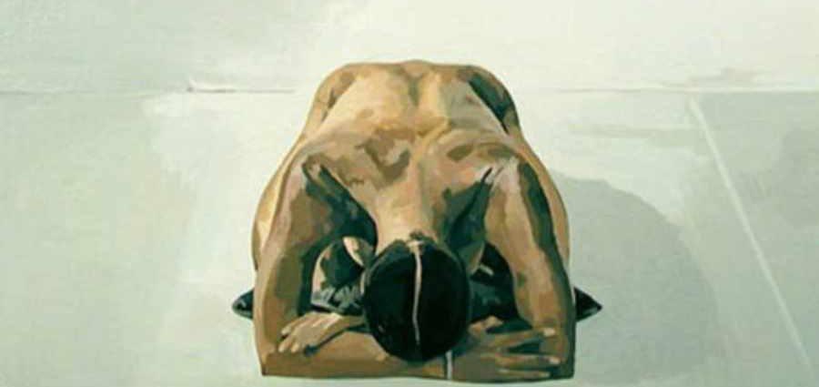 Американский художник. Ingrid Capozzoli Flinn 1