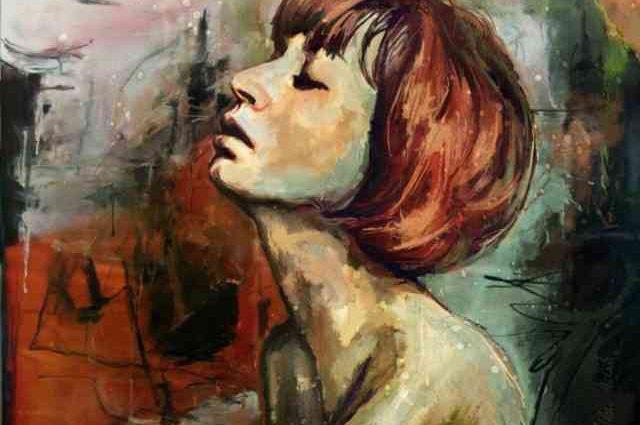 Цифровая живопись. Marius Markowski 1