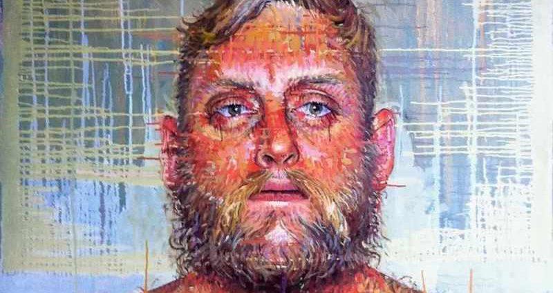 Портрет человека. Matthew Ivan Cherry 1
