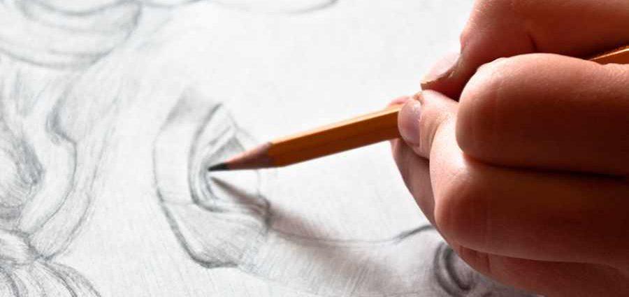 Где найти лучшие рисунки карандашом?