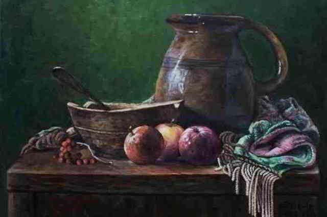Dark Art. Sergey Levin 1