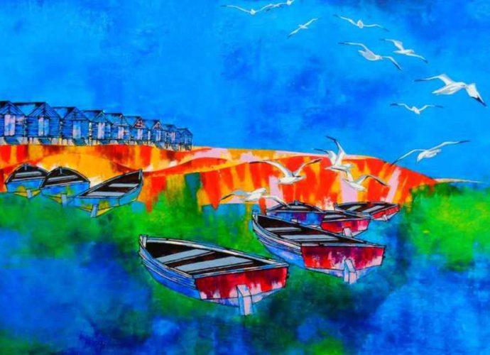 Творчество - моя вторая натура. Susanthan Sinnathurai