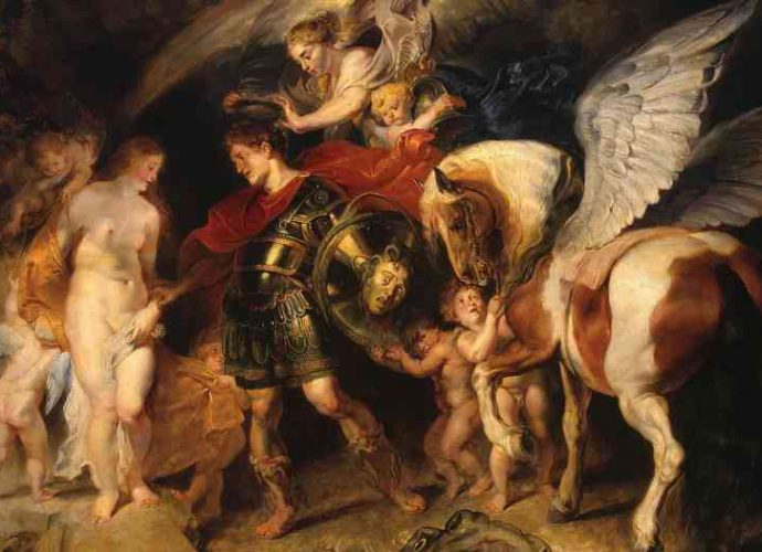 Мифологическая живопись 23