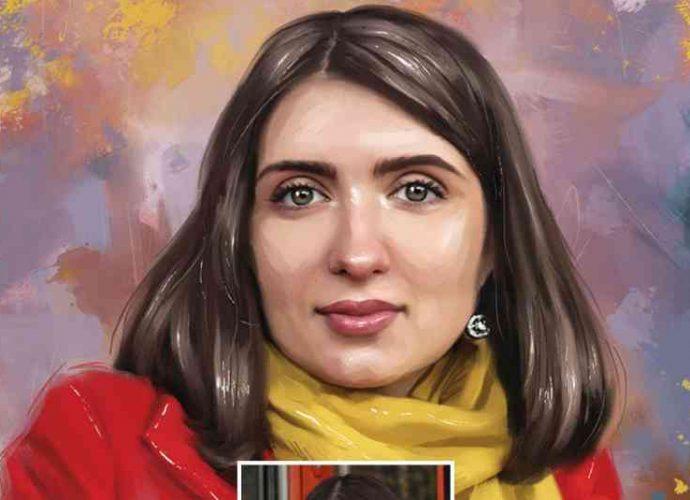 Привлекательность подарка в виде портрета, сделанного на заказ