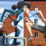 """Невероятный стрит-арт. Julien """"Seth"""" Malland 50"""