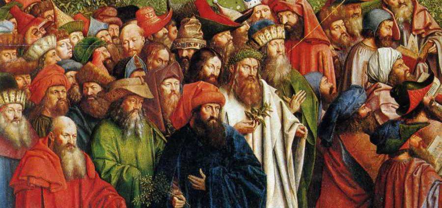 Средневековое искусство. Ян Ван Эйк, Jan van Eyck