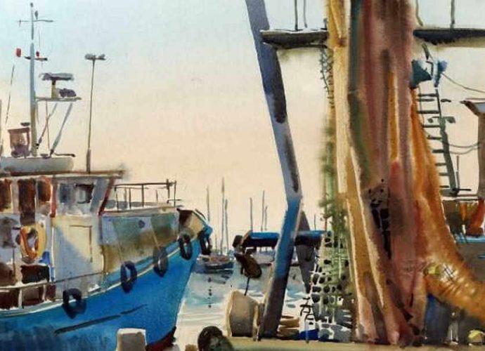 Современное искусство Израиля. Борис Хенкин