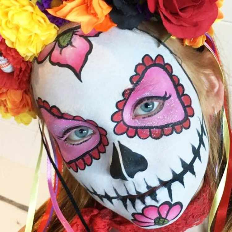 Day of the Dead 1 – Amy
