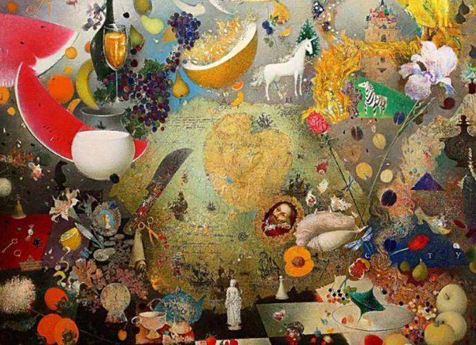 Изобразительное искусство Белоруссии. Елены Шлегель