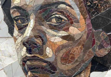 Мозаика из металлолома. Мэтт Смолл