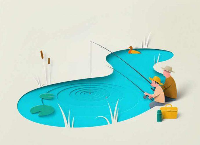 Своевременные социальные иллюстрации Eiko Ojala