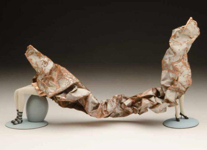 Необычные скульптуры Джессики Колдервуд
