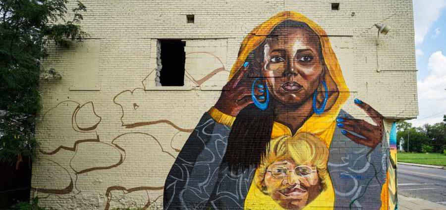 Фестиваль стрит арта BLKOUT Walls