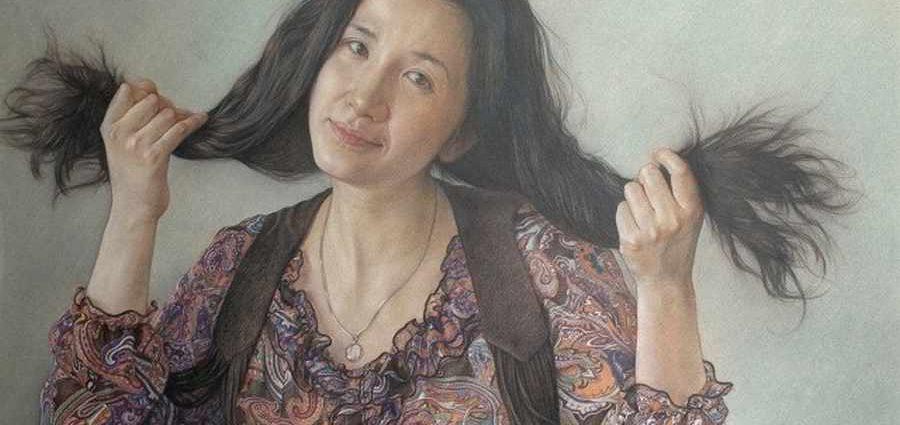 Карандашные портреты. William Wu