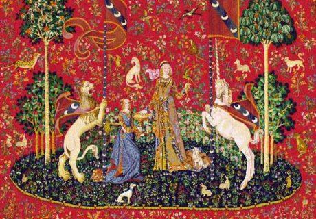 Что общего у одеяла из овечьей шерсти и средневекового гобелена