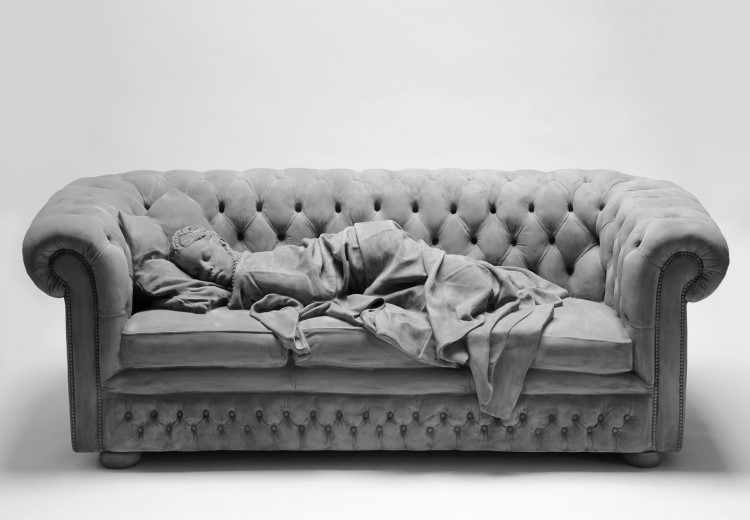 Спящая девушка, 2017