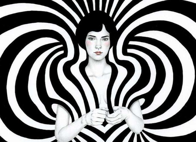 Гипнотические портреты. Sofia Bonati