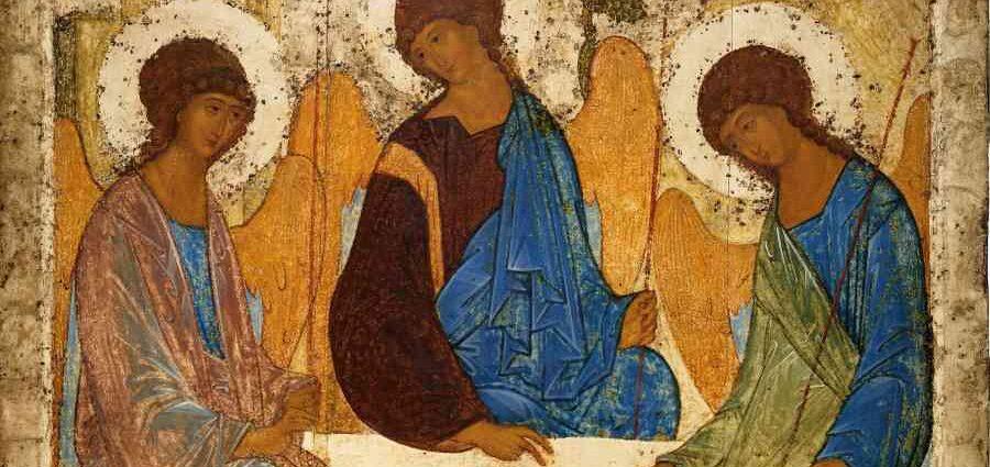 Русская средневековая живопись (950 - 1100 гг.)