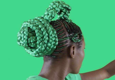 Нигерийская культура волос в портретах Medina Dugger